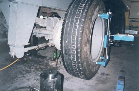 1995 - Truck Laser